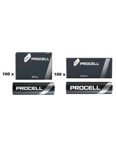 Procell Batteriepaket AA/AAA