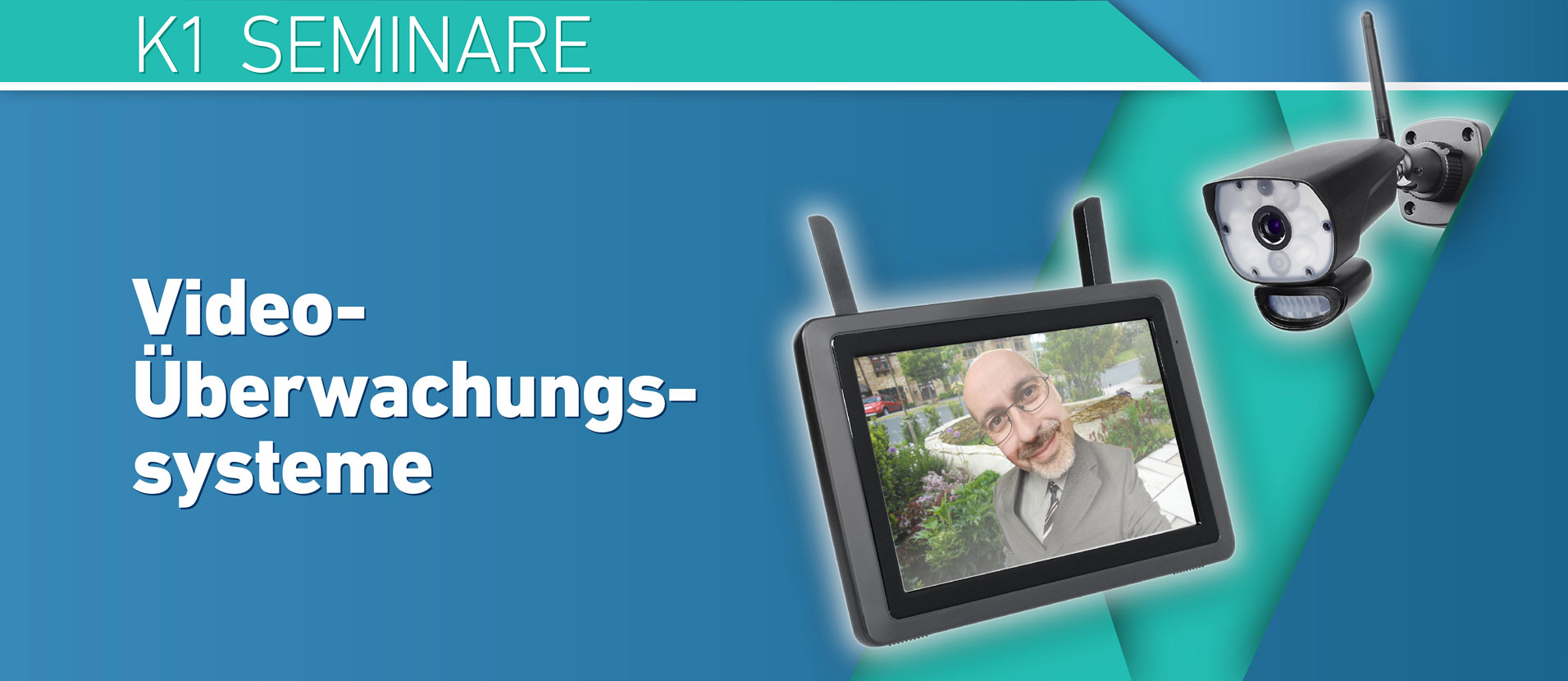 K1 Seminar - Video-Überwachungssysteme